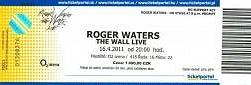 Roger Waters - Prague, 16th April 2011