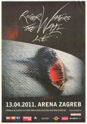 Roger Waters - The Wall Live in Zagreb 2011