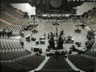 Olympiahalle, Munich - Wall set-up, 20th June 2011