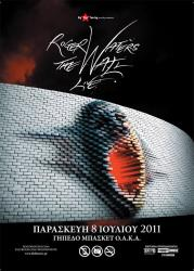 Roger Waters - Athens 2011 poster
