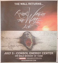 Roger Waters - The Wall Live Pittsburgh 2012