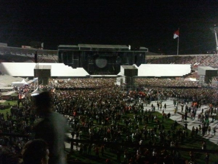 Roger Waters - Porto Alegre, 2012