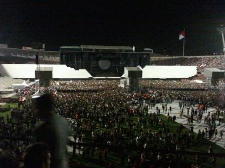 Roger Waters - Porto Alegre, 2012
