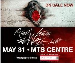 Roger Waters The Wall Live tour advert
