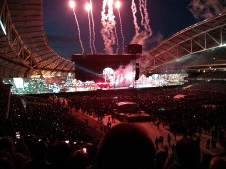 Roger Waters - Dublin, 2013