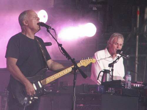 Clam Castle, Austria - David Gilmour