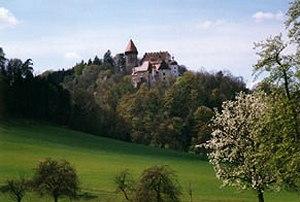 Clam Castle/Burg Clam