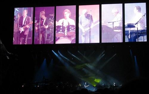 Gilmour in Gdansk