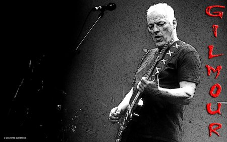 David Gilmour - 2006 tour wallpaper