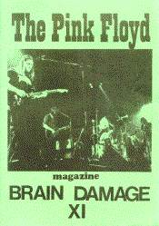 Brain Damage, International Pink Floyd Magazine, Issue 11