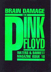 Brain Damage, International Pink Floyd Magazine, Issue 18