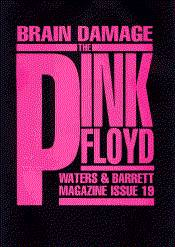 Brain Damage, International Pink Floyd Magazine, Issue 19