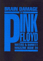 Brain Damage, International Pink Floyd Magazine, Issue 20