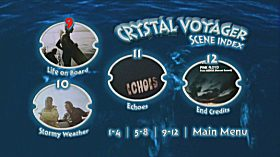 Crystal Voyager DVD - classic surfing movie  including Pink Floyd - scene selection