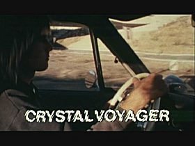 Crystal Voyager DVD - classic surfing movie  including Pink Floyd - opening titles