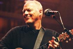 David Gilmour, Desert Island Discs, BBC Radio 4, 6th April 2003