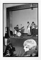 Pink Floyd live in 1966 at Powis Gardens