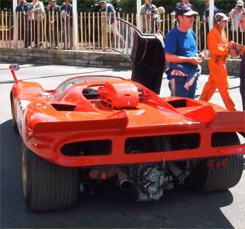 Nick's Ferrari 512S