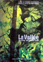 La Vallee DVD cover, featuring Pink Floyd soundtrack