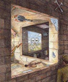 Pink Floyd news :: Brain Damage - Album artwork evolution