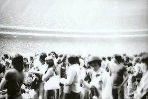 Pink Floyd Montreal 1977 - 85000 fans
