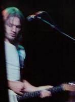 Pink Floyd Montreal 1977 - David Gilmour