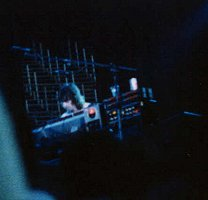 Pink Floyd Montreal 1977 - Rick Wright