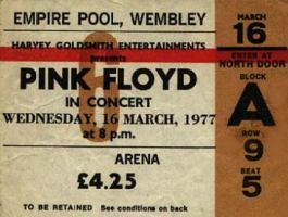 Pink Floyd, 1977