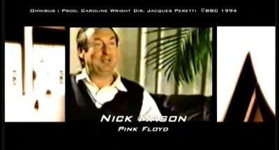 AHM DVD still - Nick Mason