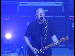 David Gilmour - Scotland Today