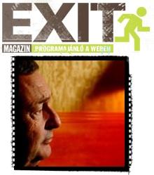 Nick Mason in Exit Magazine