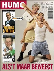 Humo magazine, October 2005