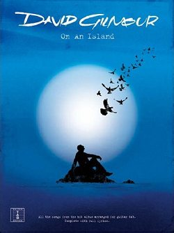 On An Island guitar tab book