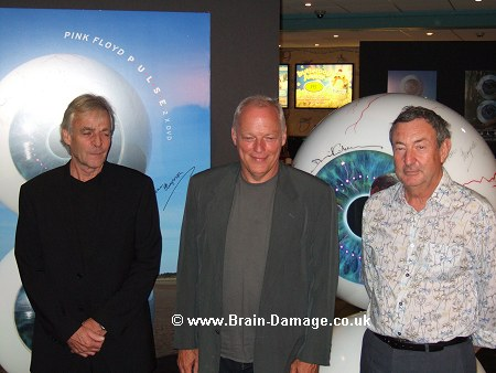 Pink Floyd PULSE launch