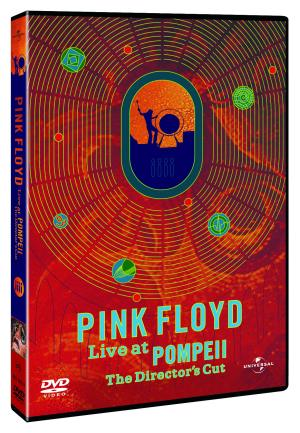 Pink Floyd Live At Pompeii DVD final cover shot