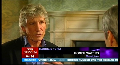 Roger Waters on Hardtalk Extra