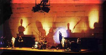 Pink Floyd The Wall live in concert