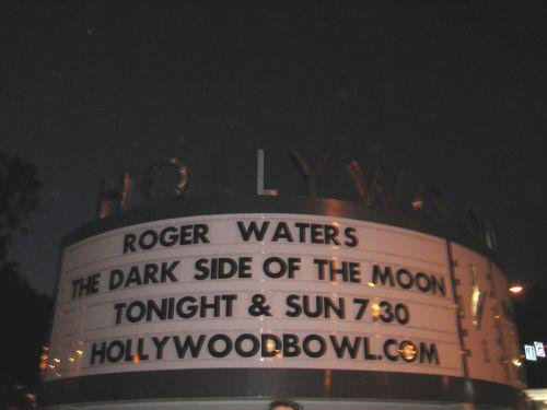 RW in Hollywood Bowl