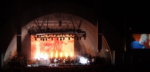 RW in Hollywood Bowl