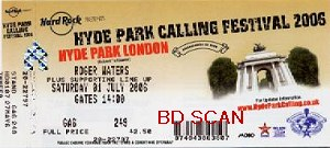 Hyde Park Calling Festival Ticket