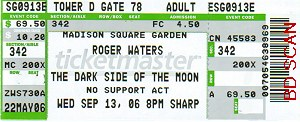 MSG ticket scan