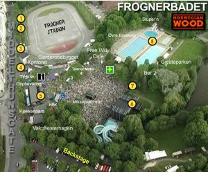 Norwegian Wood Festival