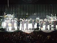 Roger Waters in Rome