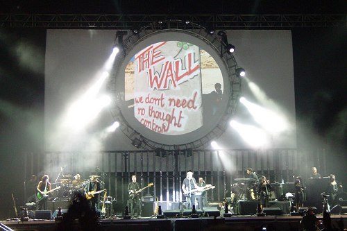 Roger Waters in Israel