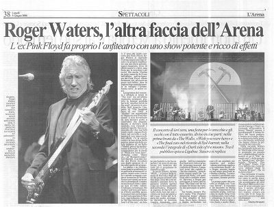 Roger Waters review