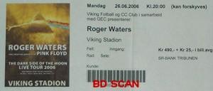 Viking Stadium ticket